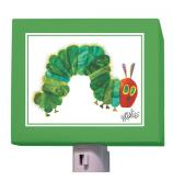 Oopsy daisy Very Hungry Caterpillar Night Light by Eric Carle