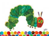 Oopsy daisy Very Hungry Caterpillar by Eric Carle
