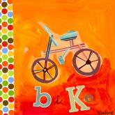 Get Movin Bike by Oopsy daisy