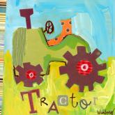 Get Movin Tractor by Oopsy daisy
