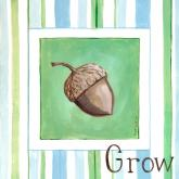 Grow, Acorn by Oopsy daisy