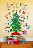 Happy Holidays Peel & Place Wall Art by Oopsy daisy