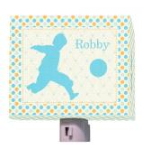 Hop Skip, Boy Night Light by Oopsy daisy