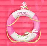 Ring Floatie Pink by Oopsy daisy