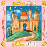 Storybook Castle by Oopsy daisy