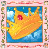 Storybook Crown by Oopsy daisy