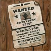 Wanted Poster by Oopsy daisy