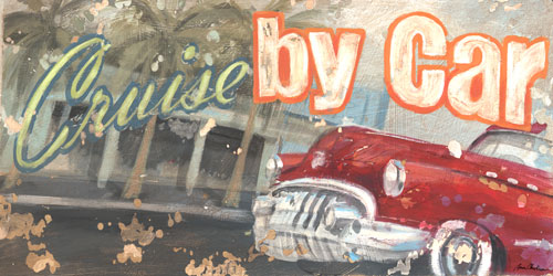 Cruise by Car by Oopsy daisy