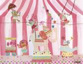 Cotton Candy Counting Circus! by Oopsy daisy