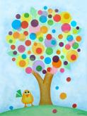 Gumball Tree by Oopsy daisy