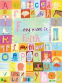 My Name is . . . for Girl by Oopsy daisy