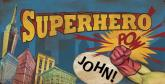 Superhero, Personalized by Oopsy daisy