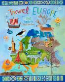 Travel Europe by Oopsy daisy