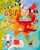 Visit Asia by Oopsy daisy