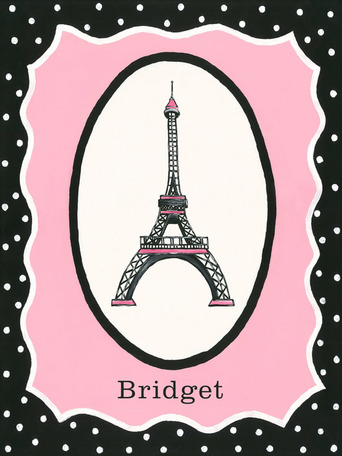 Oui Paris - Eiffel Tower by Oopsy daisy Thumbnail