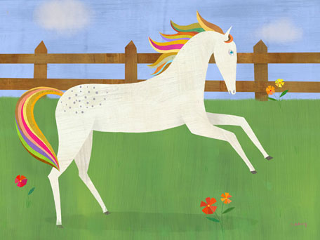 Picturesque Prance by Oopsy daisy