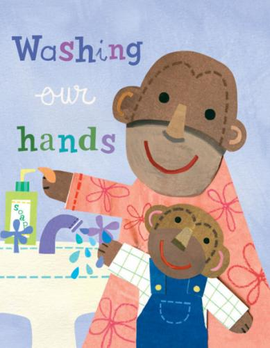 Washing Our Hands by Oopsy daisy
