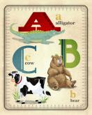 ABC Animals by Oopsy daisy