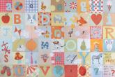 ABC Patchwork by Oopsy daisy