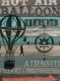 American Byways - Air Balloon by Oopsy daisy