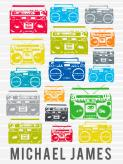 Boomboxes by Oopsy daisy