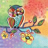 Charmed Owl by Oopsy daisy