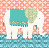 Circus Elephant by Oopsy daisy