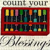 Count Your Blessings by Oopsy daisy