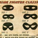 Crime Fighter Classics by Oopsy daisy