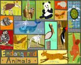 Endangered Animals by Oopsy daisy