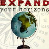 Expand Your Horizons by Oopsy daisy