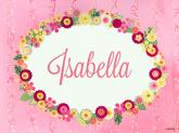 Flower Name Plaque by Oopsy daisy
