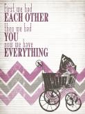 Have Everything - Pink by Oopsy daisy