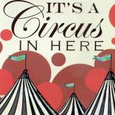 It�s a Circus in Here by Oopsy daisy