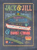 Jack & Jill Went Up The Hill by Oopsy daisy
