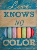 Love Knows No Color by Oopsy daisy