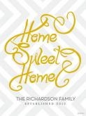 My Home Sweet Home by Oopsy daisy