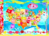 Oh Happy Day-USA! by Oopsy daisy