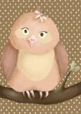 Olga the Owl by Oopsy daisy