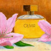 Perfume & Lily by Oopsy daisy