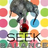 Seek Balance by Oopsy daisy
