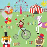 Silly Circus by Oopsy daisy