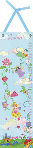 Fairy Princess Growth Chart by Oopsy daisy