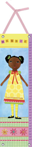 My Doll Growth Chart, 1 by Oopsy daisy