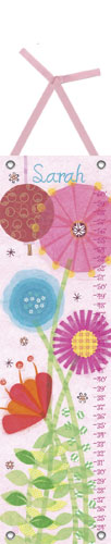 My Japanese Garden Growth Chart by Oopsy daisy