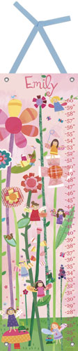 Woodland Fairies Growth Chart by Oopsy daisy