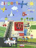 Airport Kids Mural by Oopsy daisy