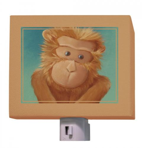 Baby Orangutan Nightlight by Oopsy daisy
