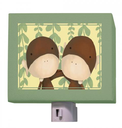 Two of a Kind Nightlight by Oopsy daisy