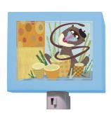 Baboon Beat Nightlight by Oopsy daisy